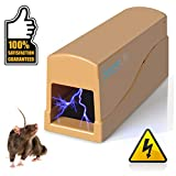 Best Electric Rat Traps - SereneLife PSLEMK5 Humane Rat & Rodent Trap Electronic Review