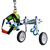 HiHydro 6 Types Cart Pet Wheelchair for Handicapped