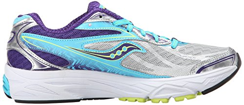 Scarpe Multicolore Corsa Silver 8 Da Saucony Women's Blue Ride Purple qYZntwgHO