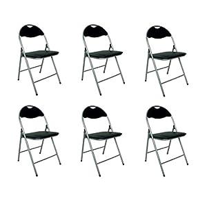 sedie pieghevoli ecopelle