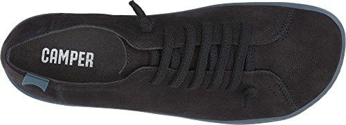 Camper Peu Cami 20848 Nero Blu Donna Pelle Sneaker Scarpe