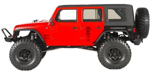 Axial Remote Control : Axial ax scx jeep wrangler kit rc car import it all