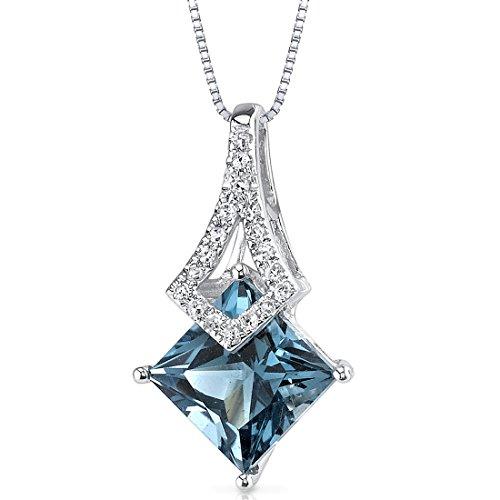 Princess carats London Diamond Pendant product image