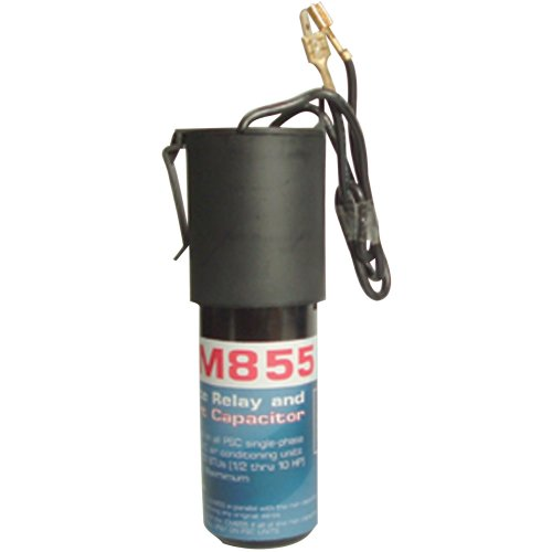 (ICM Controls ICM855 Motor Hard Start, PSC Single-Phase 1/2 hp to 10 hp - 300% Torque Multiplier)