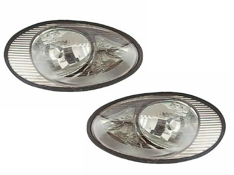 Ford Taurus Headlights OE Style Replacement Headlamps Driver/Passenger Pair New