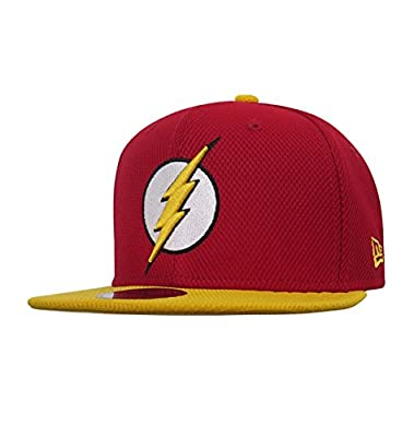 Flash Symbol Red 9Fifty Cap