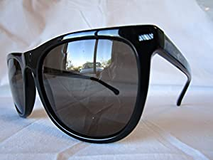 Brooks Brothers Sunglasses Bb5037s 600003 Shiny Black 55-19-145