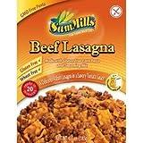 Sam Mills Gluten Free Dinner Kit, Beef Lasagna (Case of 12)