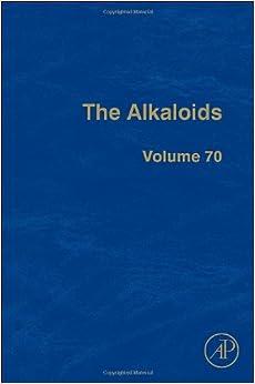 The Alkaloids: 70