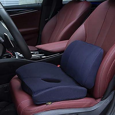YTBLF Los Cojines elevación automóvil mejoran efectivamente ...