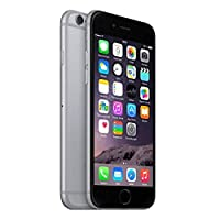 Apple iPhone 6 32GB Space Grey EU (Reacondicionado Certificado)