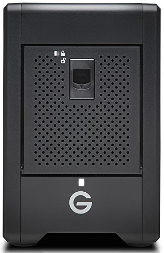 G-Technology G-SPEED Shuttle Thunderbolt 3 Transportable 4-Bay RAID 24TB by G-Tech