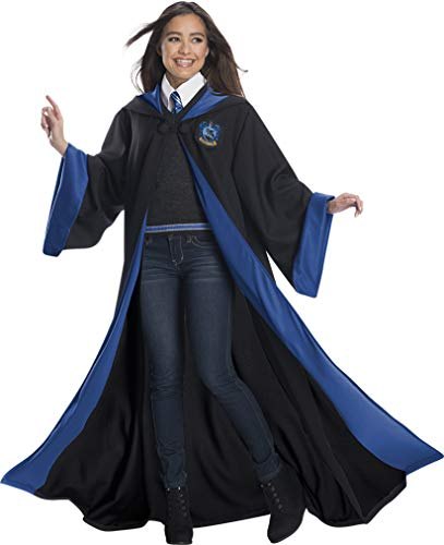 Charades Ravenclaw Student Adult Costume, As Shown, Medium -