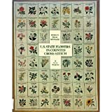 US State Flowers in Counted Cross Stitch, Gerda Bengtsson and Ginnie Thompson, 0442206836