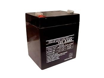 12v 4500 mAh UPS Battery for Napco Alarms MA1008LKDL