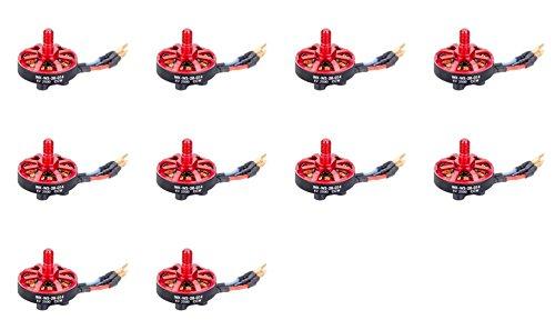 10 x Quantity of Walkera Runner 250 (R) Advanced GPS Quadcopter Drone Runner 250(R)-Z-10 Counter Clockwise Brushless Motor (CCW)(WK-WS-28-014) for Advanced GPS Quadcopter Drone KV2500 by HobbyFlip