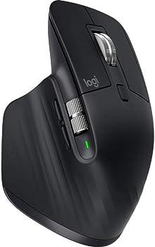 Logitech MX Master 3 Advanced Wireless Laser Mouse