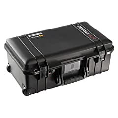 The Pelican Air is 28% lighter than its equivalent, and up to 40% lighter than other polymer cases. Pelican Air cases will lighten the loads of the dedicated professionals and adventurers across the world who have set out to change the game. ...