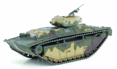 Dragon Models 1/72 LVT-(A) 4 U.S. Marines Iwo Jima 1945