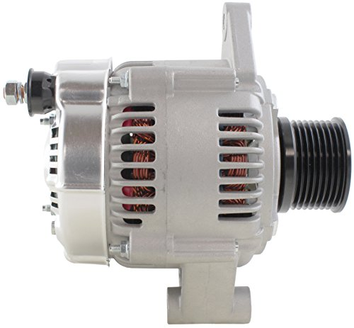 New Alternator for Case Lift Truck, Loader, Tractor 2004-2012 New Holland Ind Backhoe Loader 2006 2007 2008 021080-1600 102211-9090 90-29-5816 MG137 102211-9090 146-26176 12776