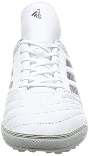 adidas Copa Tango 17.3 Tf, Zapatillas de Fútbol para Hombre Blanco (Ftwr White/onix/clear Grey )