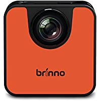 Brinno TLC120 HDR Time Lapse Video Camera, Orange