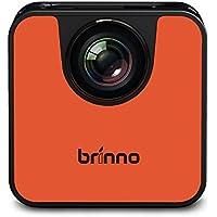 Brinno TLC120 HDR Time Lapse Video Camera, Orange