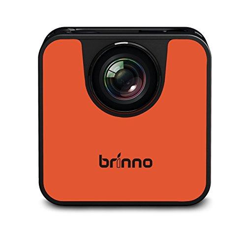 Brinno TLC120 HDR Time Lapse Video Camera, Orange by Brinno