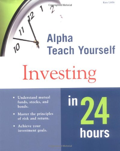 Download Alpha Teach Yourself Investing in 24 Hours ebook