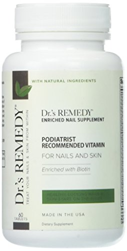 Dr.s REMEDY Biotin Enriched Vitamin Supplement, 60 Count