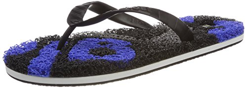 Merkin UK Globe Grey Black Blue Flops Flip 10 Matrix Off7qF