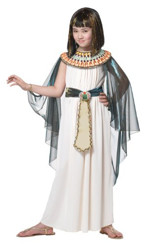 [California Costumes Egyptian Princess Costume, Large] (Ancient Egyptian Halloween Costumes)