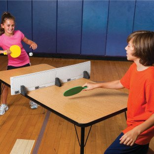 Portable Table Tennis Net by S&S Worldwide