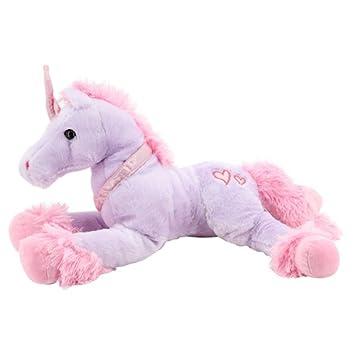 Sweety Toys 09142 unicornio unicorn peluche 62 cm lila