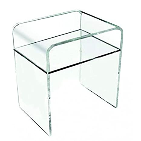 Plexiglass D\'Autore Comodino/Tavolino/Tavolo + Mensola Plexiglass ...