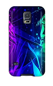 6124053K81289306 Tpu Case Cover Compatible For Galaxy S5/ Hot Case/ Bleach