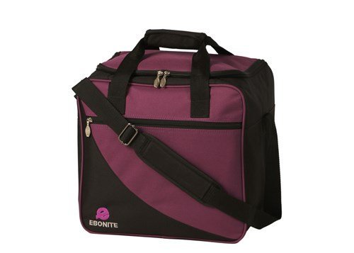 Ebonite Basic Single Bowling Ball Tote by Ebonite eBRdWYBw4