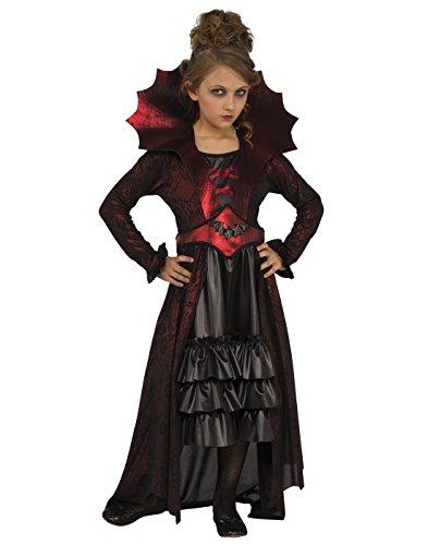 Rubie's Costume Child's Victorian Vampire Costume, Medium, Multicolor