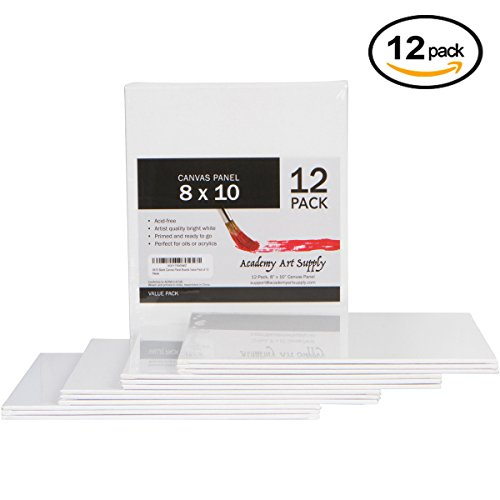 Academy Art Supply Canvas Boards product image