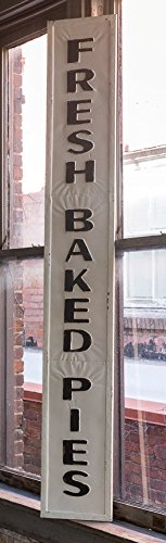 metal bakery sign - 4