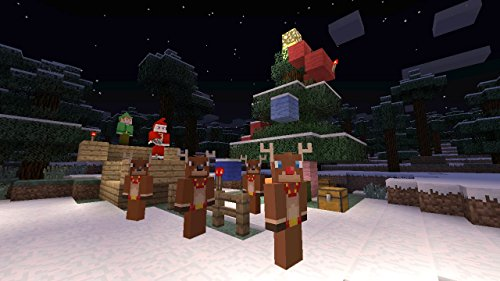 Minecraft - DLC,  Festive Skin Pack - Wii U [Digital Code] by Mojang AB (Image #2)