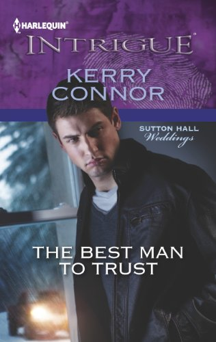 book cover of The Best Man to Trust