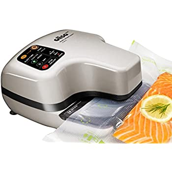 This Item Oliso PRO Smart Vacuum Sealer   Best Food Saver   Vacuum Seals  Dry Foods And Liquids   Great For Food Preservation And For Use With Your  Sous Vide ...