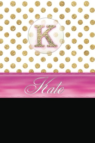 (Kate: Personalized Lined Journal Diary Notebook 150 Pages, 6