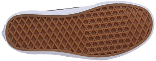 Fourgonnettes Enfants Authentique Skate Chaussure Gris / Ombre Foncée