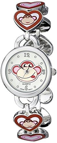 Frenzy Kids' FR240 Monkey Novelty Analog Bracelet Watch by Frenzy