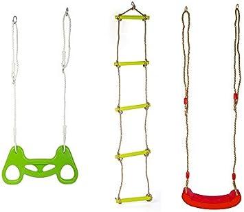 pour Tout portique Standard Jusqu/'/à 5 Crochets Kit Plein air balan/çoires et agr/ès Complet sp/écial portique d/'ext/érieur Excellente r/ésistance aux intemp/éries