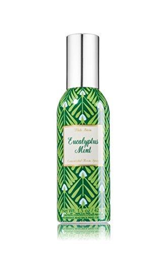 Mint Room Spray - Bath and Body Works White Barn Eucalyptus Mint Concentrated Room Spray, 1.5 Ounce