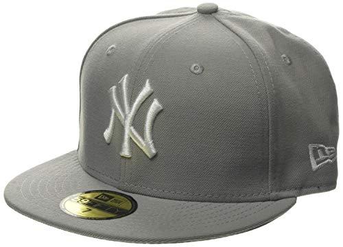 New Era Erwachsene Baseball Cap Mütze Mlb Basic NY Yankees 59Fifty Fitted