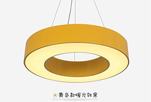 Kind suhang lampadario led lampadario minimalista moderno rotondo